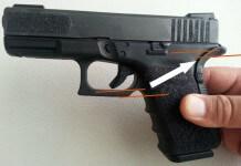 glock, glock tabanca, glock tetiği