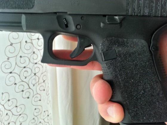 glock, glock tabanca
