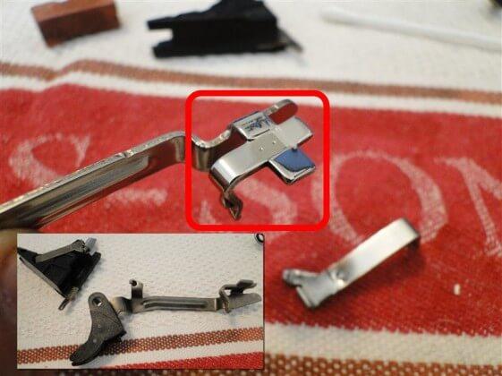 glock tetiği