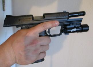tetik disiplini, namlu disiplini, tabanca kullanımı